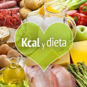 Kcal y dieta