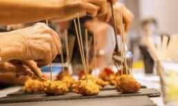 Showcookings y eventos en la escuela de cocina Mireia Carbó